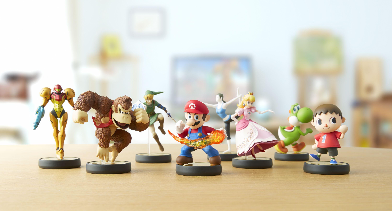 Nintendo Amiibo фигура - Link [Super Smash Bros. Колекция] (Wii U) - 3